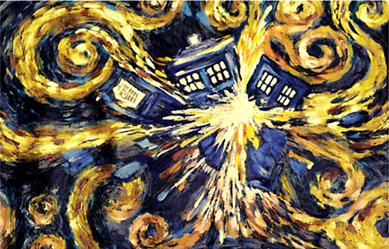 doctor-who-van-goghs-exploding-tardis-poster